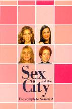섹스 & 시티 시즌 2 박스세트 [SEX AND THE CITY: THE COMPLETE SEASON 2]