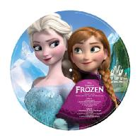 SONGS FROM FROZEN [PICTURE DISC LP] [겨울왕국]