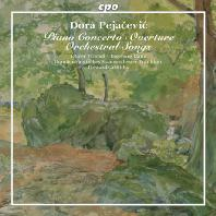 PIANO CONCERTO, OVERTURE, ORCHESTRAL SONGS [페야체비치: 피아노 협주곡, 관현악 가곡, 서곡]
