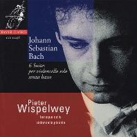 6 Cello Suites/ Pieter Wispelwey