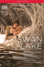 SWAN LAKE/ <!HS>THE<!HE> ROYAL <!HS>BALLET<!HE> [차이코프스키: 백조의 호수/ 로열 발레단]