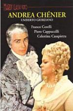 ANDREA CHENIER/ FRANCO CORELLI, <!HS>BRUNO<!HE> BARTOLETTI [죠르다노: 안드레아 셰니에]