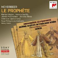 LE PROPHETE/ HENRY LEWIS [<!HS>SONY<!HE> CLASSICAL OPERA] [마이어베어: 예언자]