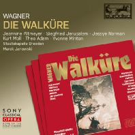 DIE WALKURE/ MAREK JANOWSKI [<!HS>SONY<!HE> CLASSICAL OPERA] [바그너: 발퀴레]
