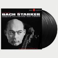 SUITES FOR UNACCOMPANIED CELLO/ JANOS STARKER [바흐: 무반주 첼로 조곡 - 야노스 슈타커] [LP]