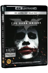 다크 나이트 [4K UHD+BD] [THE DARK KNIGHT]