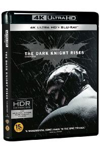 다크 나이트 라이즈 [4K UHD+BD] [THE DARK KNIGHT RISES]
