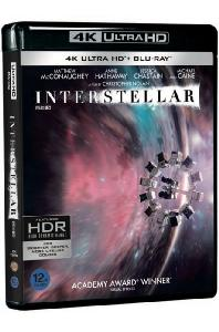 인터스텔라 [4K UHD+BD] [INTERSTELLAR]