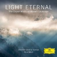 LIGHT ETERNAL: THE CHORAL MUSIC/ NICOL MATT [모르텐 로리젠: 영원한 빛]