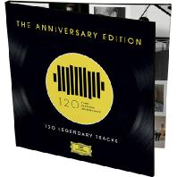 THE ANNIVERSARY EDITION: 120 LEGENDARY [도이치 그라모폰 120개의 역사적 녹음]