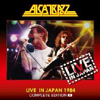 ALCATRAZZ - LIVE IN JAPAN 1984 [COMPLETE EDITION]