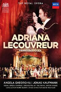 ADRIANA LECOUVREUR/ ANGELA GHEORGHIU, <!HS>MARK<!HE> ELDER [칠레아: 아드리아나 르쿠브뢰르]
