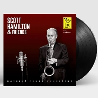 SCOTT HAMILTON & FRIENDS [180G LP] [한정반]