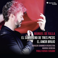 EL SOMBRERO DE TRES PICOS, EL AMOR BRUJO/ PABLO HERAS-CASADO [파야: 발레곡 삼각 모자, 사랑은 마법사 | 헤라스-카사도]