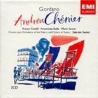 ANDREA CHENIER/ GABRIELE SANTINI