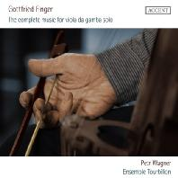 THE COMPLETE MUSIC FOR VIOLA DA GAMBA SOLO/ PETR WAGNER
