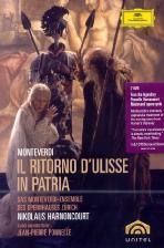 MONTEVERDI/ IL RITORNO D`ULISSE IN PATRIA/ NICOLAUS HARNONCOURT