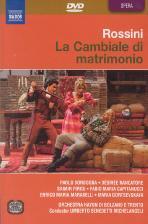 로시니: 결혼어음 [ROSSINI LA CAMBIALE DI MATRIMONIO/ UMBERTO BENEDETTI MICHELANGELI]