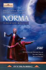 벨리니: 노르마 [BELLINI NORMA/ MASSIMO BELLINI]
