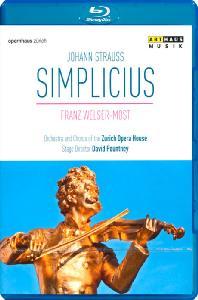 SIMPLICIUS/ FRANZ WELSER-MOST [슈트라우스 <!HS>2<!HE>세: 심플리치우스]