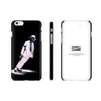 MJ I6 PLUS CASE SMOOTH LEAN