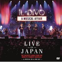 A MUSICAL AFFAIR: LIVE IN JAPAN [CD+DVD] [일 디보: 도쿄 무도관 라이브]
