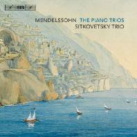 THE PIANO TRIOS/ SITKOVETSKY TRIO [SACD HYBRID] [멘델스존: 피아노 트리오 1&2번]