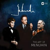 THE ART OF YEHUDI MENUHIN [메뉴힌의 예술]