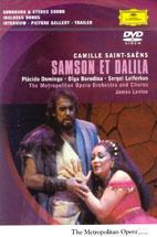 SAMSON ET DALILA/ JAMES LEVINE