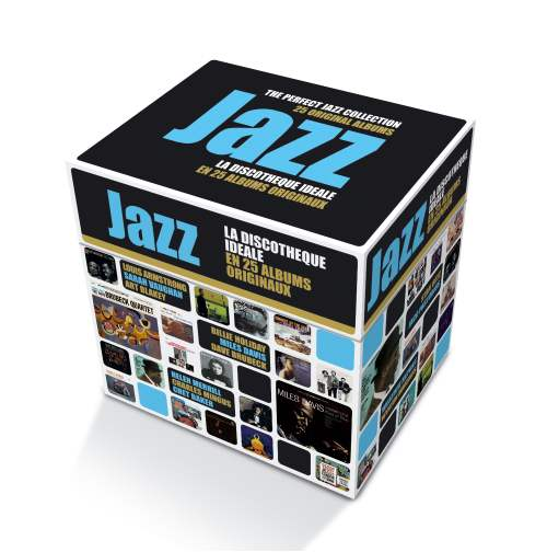 THE PERFECT JAZZ COLLECTION 25 ORIGINAL ALBUMS [한정반]