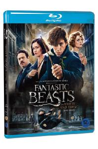 신비한 동물사전 [FANTASTIC BEASTS AND WHERE TO FIND THEM]