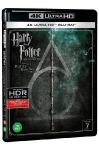 해리포터와 죽음의 성물 2 [4K UHD+BD] [한정판] [HARRY POTTER AND THE DEATHLY HALLOWS PART 2]