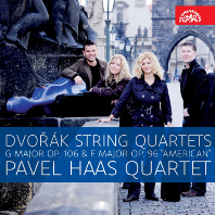 STRING QUARTETS/ PAVEL HAAS QUARTET