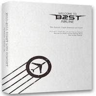 WELCOME TO BEAST AIRLINE [2010-2011 콘서트 메이킹 북: 312P 포토북+DVD]