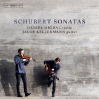 슈베르트 - 바이올린과 기타를 위한 소나타