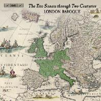 영국, 프랑스, 독일, 이탈리아의 2세기에 걸친 트리오 소나타