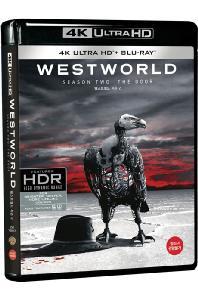 웨스트월드 시즌 2 [4K UHD+BD] [한정판] [WESTWORLD SEASON TWO: THE DOOR]