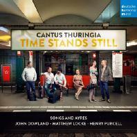 TIME STANDS STILL: DOWLAND, LOCKE, PURCELL [투링기아 카펠라: 다울랜드, 로크, 퍼셀]