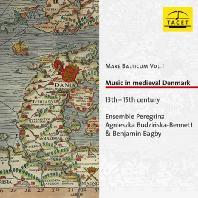 MARE BALTICUM VOL.1: MUSIC IN MEDIEVAL DENMARK 13-15TH CENTURY/ ENSEMBLE PEREGRINA [중세 시대 덴마크의 음악 - 앙상블 페레그리나]