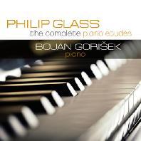 THE COMPLETE PIANO ETUDES/ BOJAN GORISEK [글래스: 피아노 연습곡 1-20번 | 보얀 고리체크]