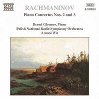 PIANO CONCERTOS NOS.2 & 3/ BERND GLEMSER, ANTONI WIT [라흐마니노프: 피아노 협주곡 - 안토니 비트]