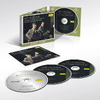 COMPLETE WORKS FOR CELLO AND PIANO/ PIERRE FOURNIER, FRIEDRICH GULDA [2CD+BDA] [베토벤: 첼로 소나타 - 푸르니에, 굴다]