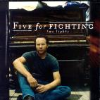Five For Fighting Two Lights  [CD] - Two Lights