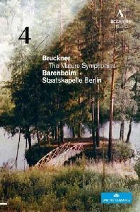 THE MATURE SYMPHONIES 4/ DANIEL BARENBOIM [<!HS>브루크너<!HE>: 교향곡 4번]
