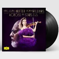 ACROSS THE STARS/ JOHN WILLIAMS [EP] [존 윌리엄스: 작품집 - 안네 소피 무터] [한정반] [180G 45RPM LP]