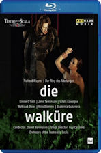 DIE WALKURE/ DANIEL BARENBOIM [바그너: 발퀴레]