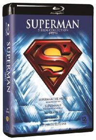 슈퍼맨 박스 [SUPERMAN: 5 FILM COLLECTION]