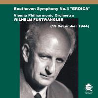 "SYMPHONY NO.3 ""EROICA""/ WILHELM FURTWANGLER [베토벤: 교향곡 3번 ""영웅"" - 푸르트뱅글러(1944)]"