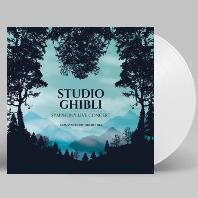 STUDIO GHIBLI: SYMPHONY LIVE CONCERT [아르츠 심포니 오케스트라: 스튜디오 지브리] [180G WHITE LP]
