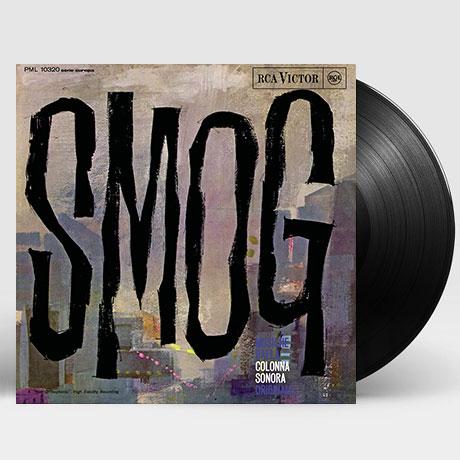 SMOG: MUSICHE DALLA COLONNA SONORA ORIGINALE [FEAT. PIERO UMILIANI] [스모그] [LP]